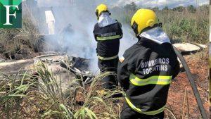 Siniestro aéreo en Brasil acaba con la vida de seis personas incluidos cuatro futbolistas