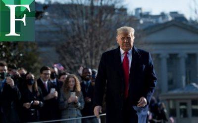 Empezó el debate por el impeachment a Trump