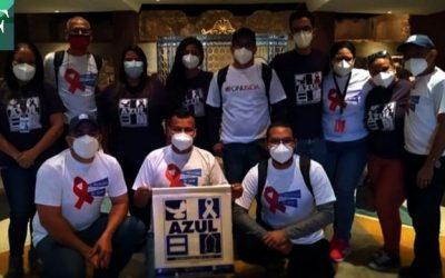 Dictan privativa de libertad contra cinco integrantes de la ONG Azul Positivo