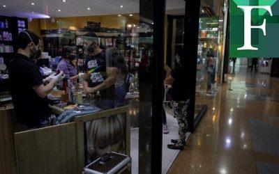 Centros comerciales piden la modificación de los horarios de operatividad