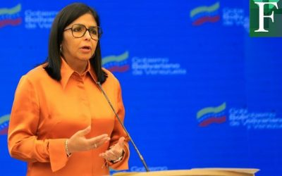 Delcy Rodríguez: Venezuela se mantiene en alerta ante los ejercicios conjuntos entre Guyana y EEUU