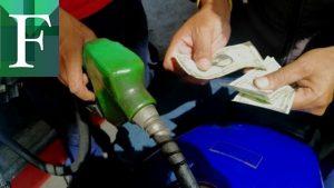 Gasolina intermitente, ingresos petroleros en cero y reconversión monetaria en 2021