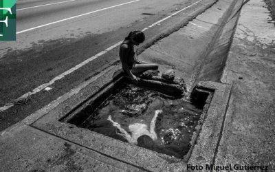 El fotógrafo colombo-venezolano Miguel Gutiérrez ganó premio POY Latam 2021