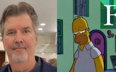 Falleció David Richardson, guionista y productor de Los Simpson