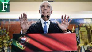 Marcelo Rebelo reelecto como presidente de Portugal