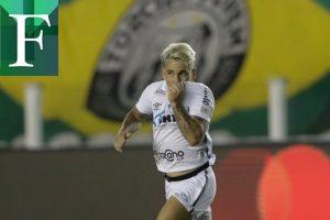 El Santos de Yeferson Soteldo goleó a Boca y jugará la final de la Libertadores
