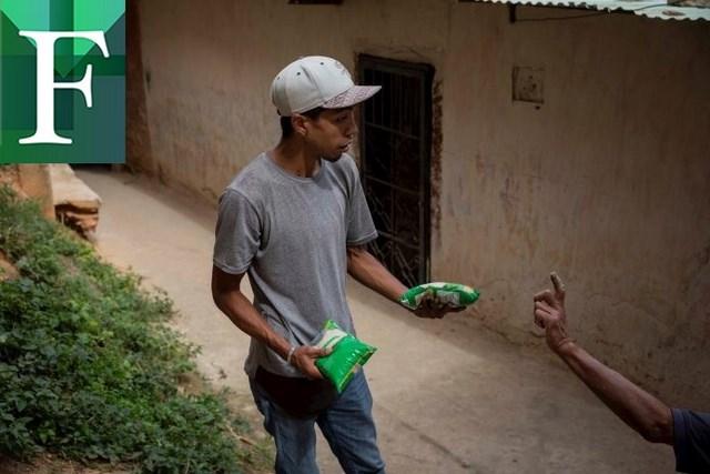 Venezuela transforma el trueque