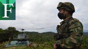 Atacaron con explosivos un camión del Ejército de Colombia