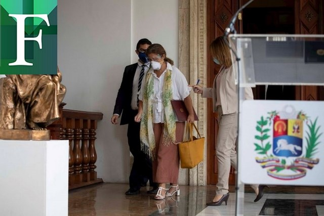 UE pidió al régimen revertir decisión de expulsar a su embajadora