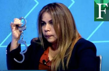 Iris Varela aseguró que donde vea a Guaidó lo detendrá