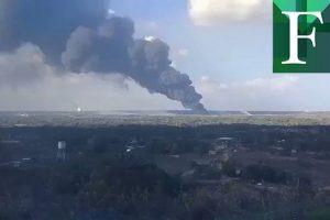 Explosión de un gasoducto impacta en las operaciones de crudo y petroquímicos en Venezuela