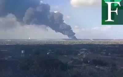 Asamblea Nacional reportó explosión en instalaciones de Pdvsa en Monagas