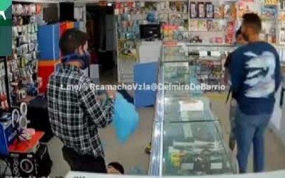 Frustraron un robo a mano armada en Puerto Ordaz