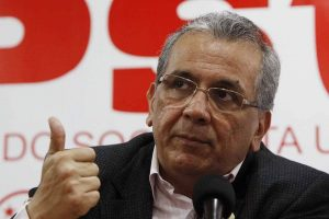 ¡Pido la palabra a la izquierda democrática del mundo!  Rodrigo Cabezas