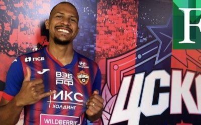 Salomón Rondón cedido al CSKA Moscú