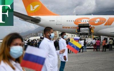 Efectos secundarios de la vacuna rusa Sputnik V