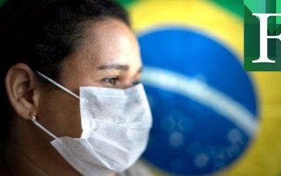 América Latina supera los 20 millones de casos confirmados de coronavirus