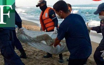 Encontraron cadáveres de los desaparecidos en Puerto Cabello durante el mar de leva