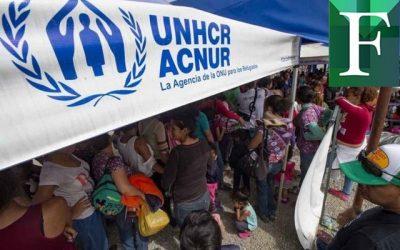 40% de migrantes y refugiados venezolanos fueron desalojados durante la pandemia