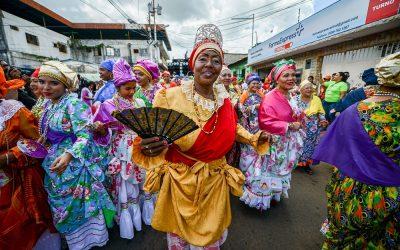 Los Carnavales de El Callao comenzaron sin medidas de bioseguridad