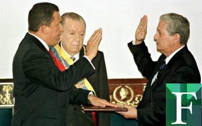 Destrucción a 22 años de la llegada de Chávez