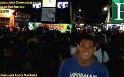 Sin distanciamiento social empezó el Carnaval en El Callao