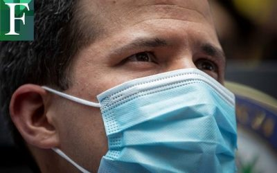 Guaidó instó a la justicia internacional a tomar acciones ante los delitos de lesa humanidad en Venezuela