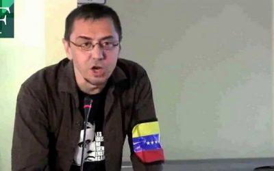 Juez imputó a Monedero por presunta financiación ilegal de Podemos