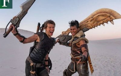 «Natalie Artemis» la nueva aventura de la estrella de Hollywood Milla Jovovich
