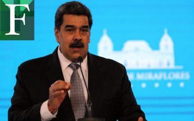 Maduro acusó al gobierno colombiano de amparar el narcotráfico