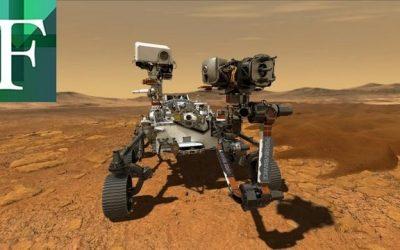 Perseverance: los primeros pasos en la búsqueda de vida en Marte