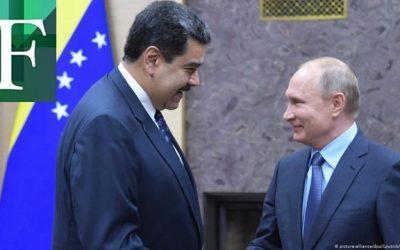 Cancilleres de la UE discutirán nueva ronda de sanciones a Rusia y el régimen de Maduro
