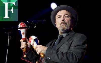 """Rubén Blades: """"Venezuela fue empobrecida por un gobierno mediocre"""""""
