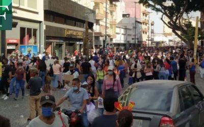 Régimen reportó 465 casos y 4 fallecidos por covid-19