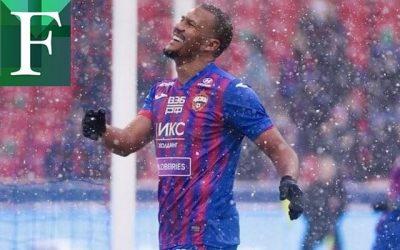 Salomón Rondón debutó en la victoria del CSKA Moscú