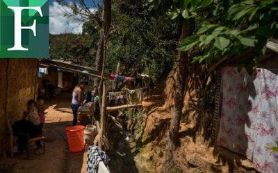 Caracas sin agua