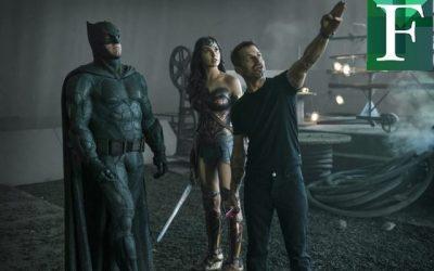 HBO Max estrenó el tráiler de la nueva Zack Snyder's Justice League