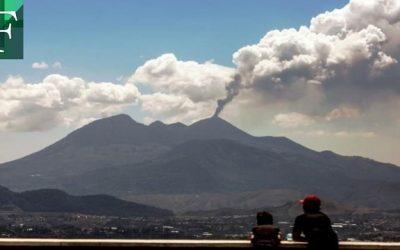 Guatemala en alerta: tres volcanes aumentaron su actividad eruptiva