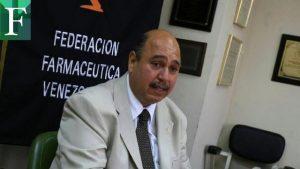 Presidente de Federación Farmacéutica de Venezuela presenta complicaciones por covid-19