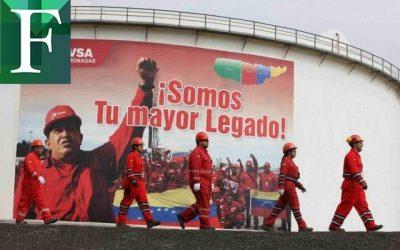 Producción de crudo en Venezuela se desploma debido a escasez de diluyente