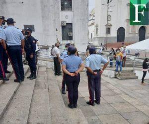 Funcionarios de la Policía de Táchira amedrentaron a Rufo Chacón y familia