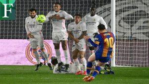 El Real Madrid ganó 2-1 al Barcelona y se pone líder de Liga