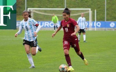 Vinotinto Femenina quedó tercera en la Basque Country International Women's Cup