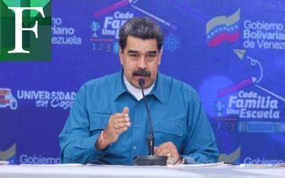 Nuevo paquete «selectivo» de ayuda económica anunciado por Maduro