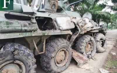 Dos militares muertos y varios heridos por nuevo enfrentamiento en Apure
