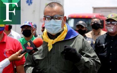 Justo Noguera Pietri anunció el cierre total del estado Bolívar
