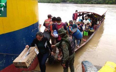 Régimen asegura que población de Apure regresa a sus hogares pero realidad lo desmiente