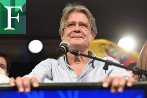 Guillermo Lasso el exbanquero  y nuevo presidente  de Ecuador