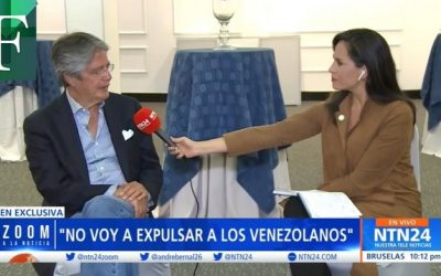 """Lasso critica relación de Maduro con """"mafias"""" y pide mayor presión internacional"""
