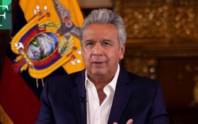 Moreno designa al cuarto ministro de Salud desde inicio de la pandemia en Ecuador